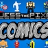 Guess The Pixel: Comics